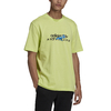 CAMISETA ADIDAS ADVENTURE BIG LOGO - VERDE