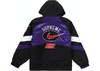 Jaqueta Supreme x Nike Hooded Sport - Purple