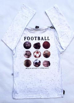 Camiseta Football Generation - comprar online