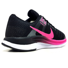 Kit 2 Tênis 1 Nike Air Force Gucci + 1 Nike Dynamic Preto e Rosa - comprar online
