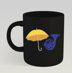 Caneca Preta How I Met Your Mother