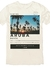 CAMISETA KING JOE ARUBA BEACH BRANCO