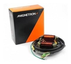Mesa Do Magneto Estator 6v Honda Cg 125 1982 Magneton