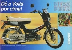 Pistao C/ Aneis Cherry Hero Puch 65 Cc Medida + 0.80 - comprar online