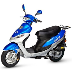 Painel Completo Scooter Jonny 50cc - comprar online