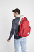 Mochila Pop Quiz 22L Red/Saddle Brown en internet