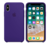 FUNDA SILICONE CASE IPHONE - ULTRA VIOLET