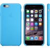 FUNDA SILICONE CASE IPHONE - BLUE