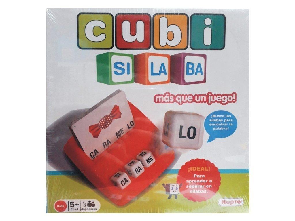 Cubi Silaba Comprar En Jugueterías Gulliver