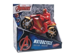 Moto Friccion Iron Man 22 Cm