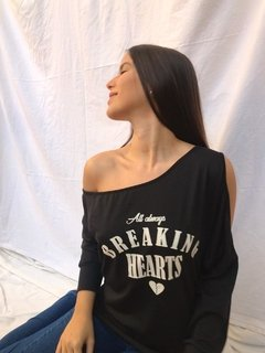 Remera Breaking #20558 en internet
