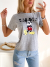 Remera estampada Mickey me do