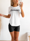 Remera flame viscosa Romantic