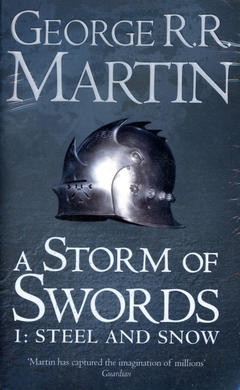 A Storm of Swords: Part 1 Steel and Snow (A Song of Ice and Fire, Book 3) - comprar online