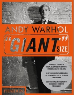 "ANDY WARHOL ""GIANT SIZE"" en internet"