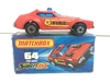 MATCHBOX SUOERFAST  FIRE CHIEF (64)