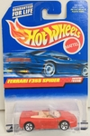 HOT WHELLS 1:64   FERRARI F355 SPIDER (1999) *1119