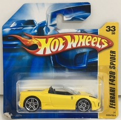 HOT WHELLS 1:64   FERRARI F430 SPIDER (2006)