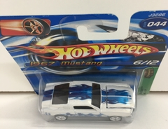 HOT WHELLS 1:64 MUSTANG 1967 ( 2006)  / SUPER T-HUNT *6/12 - comprar online