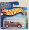HOT WHELLS 1:64 TANTRUM (2001) / SUPER T-HUNT  *10/12