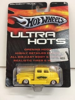 HOT WHELLS 1:64  50S CHEVY TRUCK / ULTRA HOTS