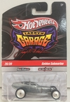 HOT WHELLS 1:64 SERIE HOT WHELLS GARAGE / GOLDEN SUBMARINE ( PNEUS DE BORRACHA) *26/39
