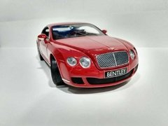 MINIATURA Bentley Continental GT MINICHAMPS - ESCALA 1/18