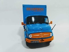 Mercedes-Benz L-1113 ESCALA 1/43 BRASPRESS TRANSPORTES