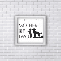 Quadro Mother of dogs