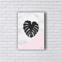 Imagem do MINIMALISTA II MONSTERA (Ref:V112|AV040)