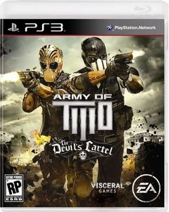 ARMY OF TWO THE DEVIL'S CARTEL PS3