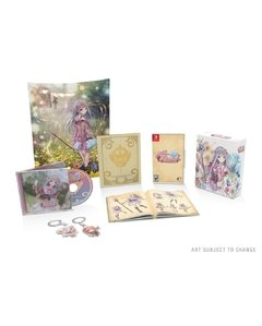 ATELIER LULUA THE SCION OF ARLAND LIMITED EDITION NINTENDO SWITCH