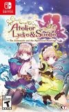ATELIER LYDIE & SUELLE THE ALCHEMISTS AND THE MYSTERIOUS PAINTING NINTENDO SWITCH