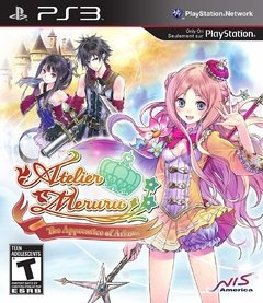 ATELIER MERURU THE APPRENTICE OF ARLAND PS3