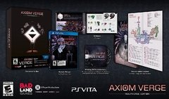AXIOM VERGE MULTIVERSE EDITION PS VITA - comprar online