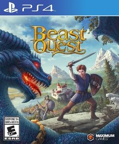 BEAST QUEST PS4