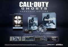 CALL OF DUTY GHOSTS HARDENED EDITION PS4 en internet