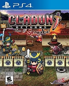 CLADUN RETURNS THIS IS SENGOKU! PS4