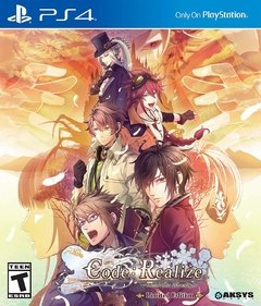 CODE REALIZE WINTERTIDE MIRACLES LIMITED EDITION PS4