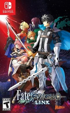FATE EXTELLA LINK FATE/EXTELLA NINTENDO SWITCH