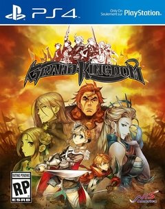 GRAND KINGDOM GRAND EDITION PS4 - comprar online