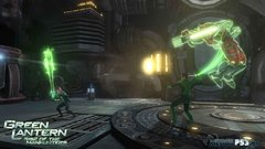 GREEN LANTERN RISE OF THE MANHUNTERS PS3 - Dakmors Club