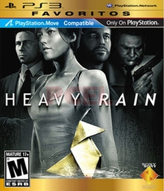 HEAVY RAIN DIRECTOR'S CUT PS3