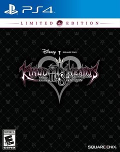 KINGDOM HEARTS 2.8 II.* FINAL CHAPTER PROLOGUE LIMITED EDITION PS4