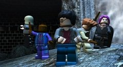 LEGO HARRY POTTER YEARS 5-7 PS3 en internet
