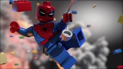 LEGO MARVEL SUPER HEROES PS4 - comprar online