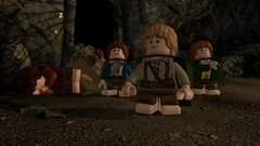 LEGO THE LORD OF THE RINGS PS3 - comprar online