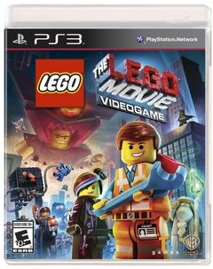 LEGO THE MOVIE VIDEOGAME PS3