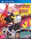 OPERATION BABEL NEW TOKYO LEGACY LIMITED EDITION PS VITA