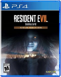 RESIDENT EVIL 7 VII BIOHAZARD GOLD EDITION PS4